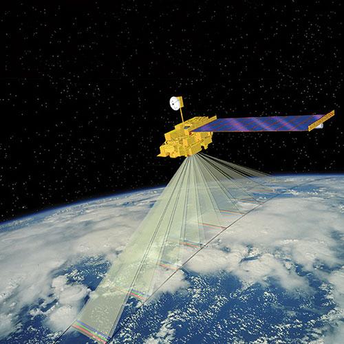 Terra | NASA's Earth Observing System Terra And Aqua Satellite